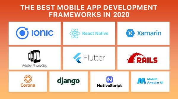 Best cross-platform mobile development tools in 2020